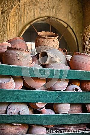 Turkish Handmade Pots