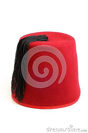 Turkish hat (fez)