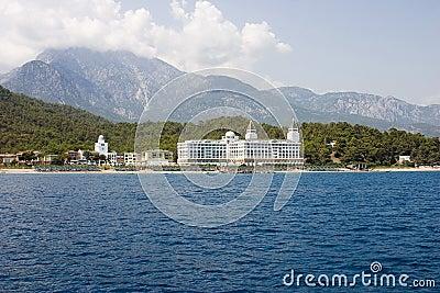 Turkish hotel