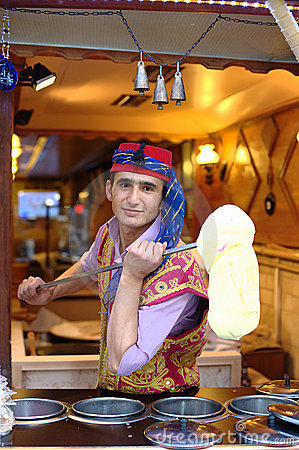 Turkish iceman