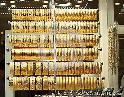 Turkish jewelery shop