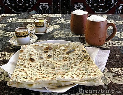 Turkish meal