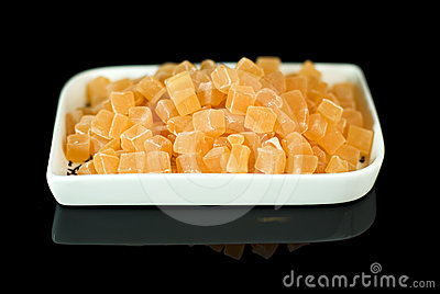 Turkish mini Delight sweets