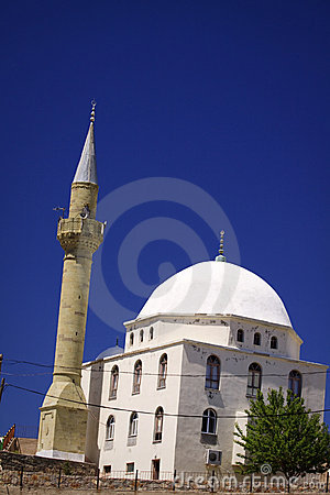 Turkish mosque.