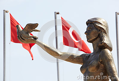 Turkish Peace Monument