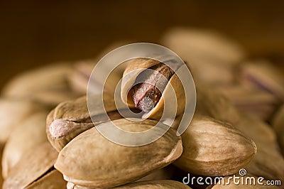 Turkish pistachio nut