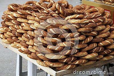 Turkish pretzels