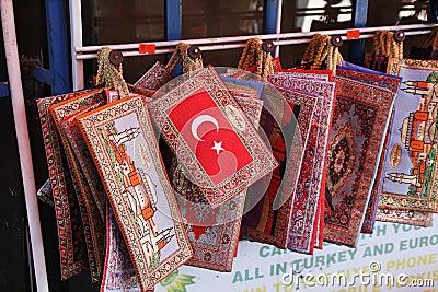 Turkish purse souvenir
