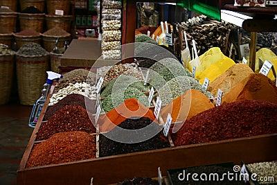 Turkish Spice Bazar IV