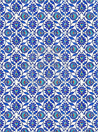 Free Turkish Tiles Stock Images - 4245584