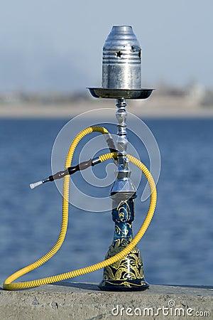 Turkish tobacco water hookah