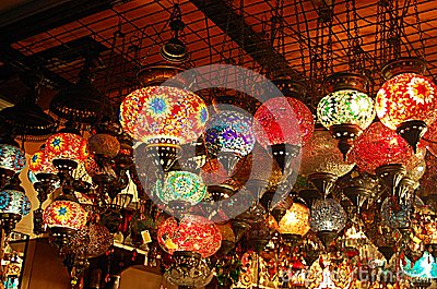 Turkish traditional souvenir Fener