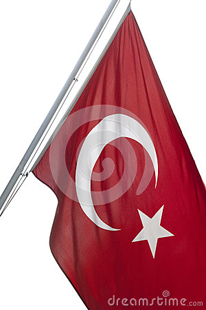 Turkisk flagga