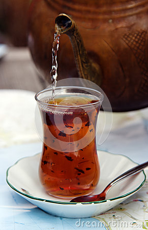 Turkisk tea