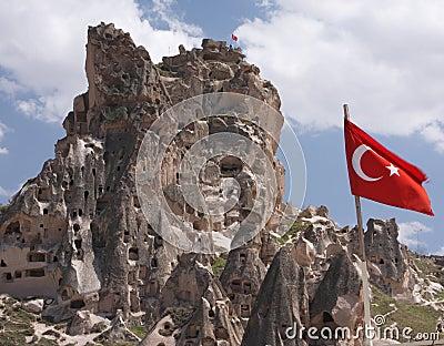 Turks kasteel