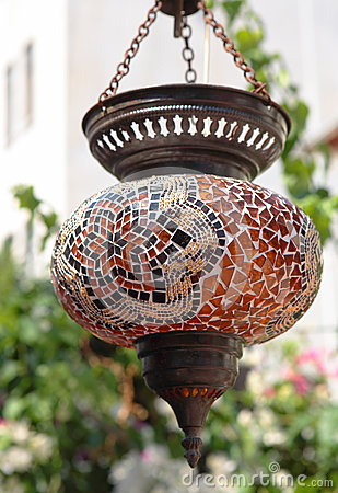 Turkse lamp