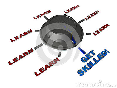 Learn and get skilled