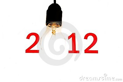 Turn on the new year 2012