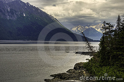 Turnagain Arm, Cook Inlet