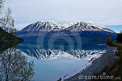 Turnagain Arm Shoreline