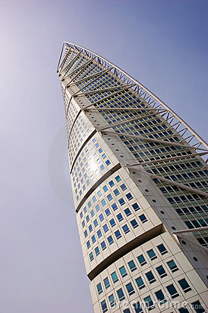 Turning Torso Editorial Image