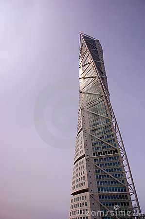 Turning Torso Editorial Photography