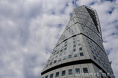 Turning Torso Editorial Photo
