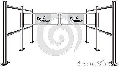 Turnstile Black Friday