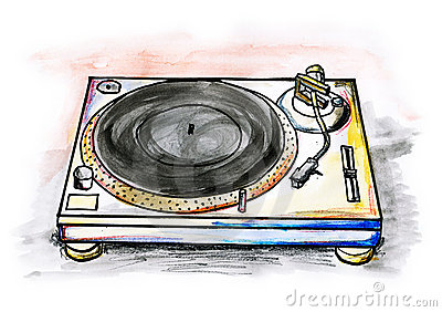 Turntable stock photos image 16930273 for Car turntable plans