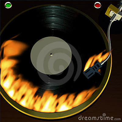 Free Turntable 2 Royalty Free Stock Photos - 669528