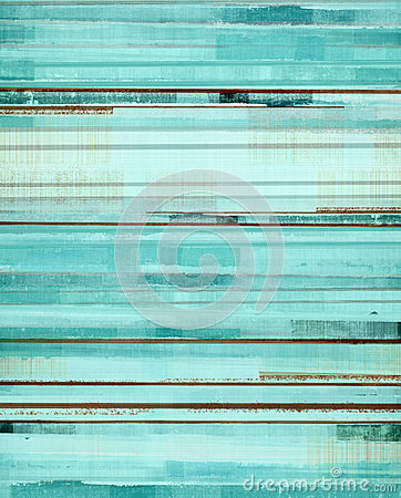 Free Turquoise And Brown Abstract Art Painting Royalty Free Stock Photos - 38336958
