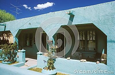 Turquoise duplex