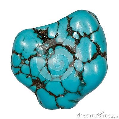 Free Turquoise Gem Stock Image - 22368411