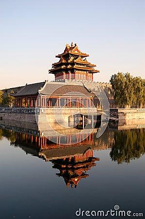 Free Turret, Forbidden City Royalty Free Stock Photo - 5282515