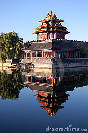 Free Turret, Forbidden City Royalty Free Stock Image - 6677976