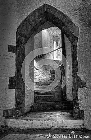 Turret Steps