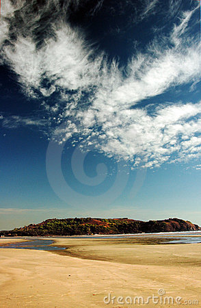 Turtle beach Goa