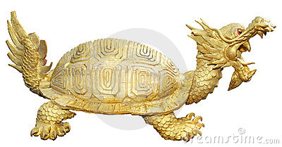 The Turtle dragon