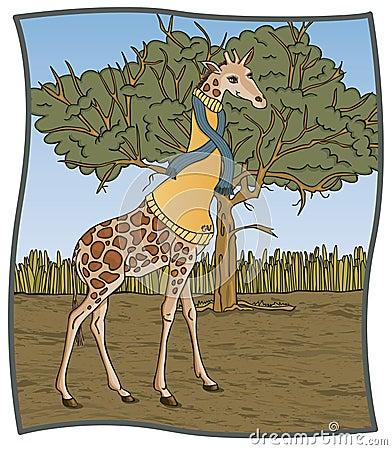 Turtleneck Giraffe