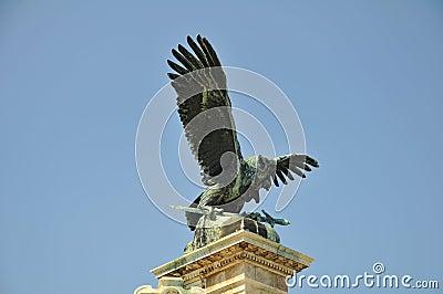 Turul - The Mythic bird Budapest