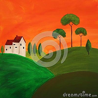 Tuscan art 4