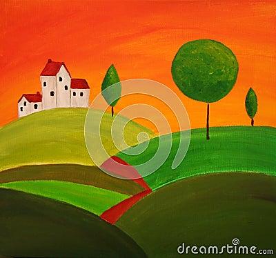 Tuscan art 5