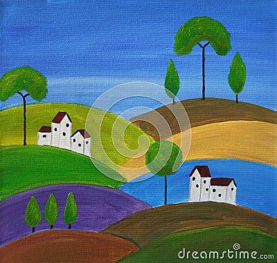 Tuscan art 6