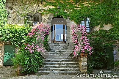 Tuscan house, villa, mansion
