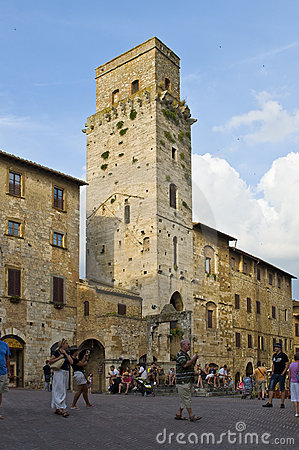 Tuscany Stock Photography - Image: 18430292