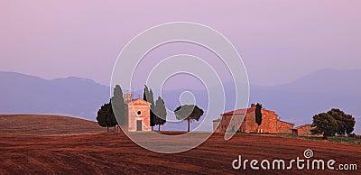 Tuscany - Chapel