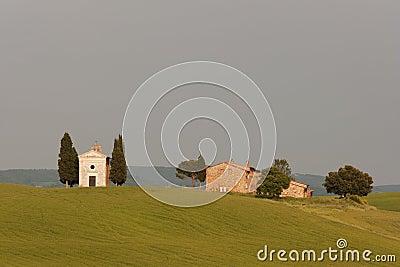 Tuscany chapel