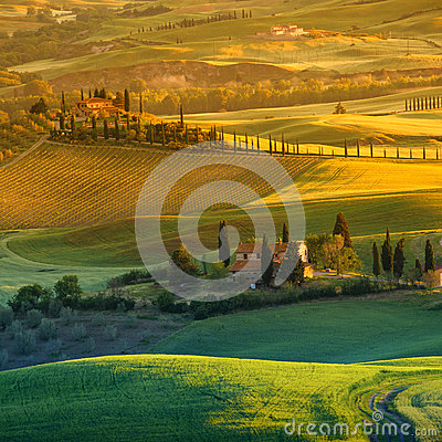Free Tuscany - Italy Royalty Free Stock Photos - 28859268