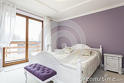 Tuscany - bedroom
