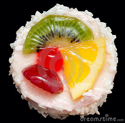 Free Tutti Frutti Cake Royalty Free Stock Image - 18202576